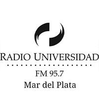Logo Radio Universidad de Mar del Plata