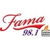 Logo Fama 98.1 FM