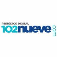 Logo Nueve 102