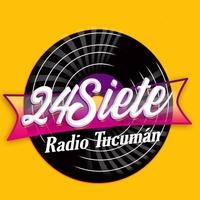 Logo 24Siete Radio Tucuman