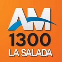 Logo AM 1300 La Salada