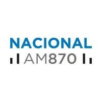 Logo Nacional - AM 870