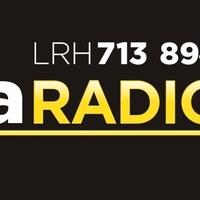 Logo LRH 713, 89.9 MHz., La Radio de Oberá