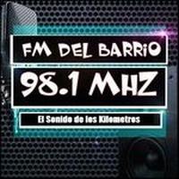 Logo Radio del Barrio