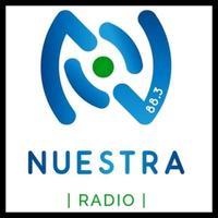 Logo Nuestra Radio FM 88.3 Mhz
