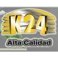 Logo K24 en Radio