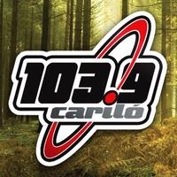 Logo 103.9 - La Radio de Carilo