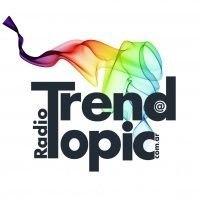 Logo Radio Trend Topic Podcasts