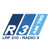 Logo Radio 3 Cadena Patagonia
