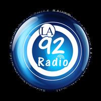 Logo La 92 Radio
