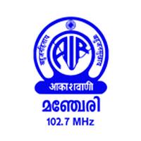 Logo AIR Manjeri FM