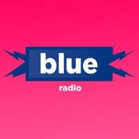 Logo Blue Radio Chile