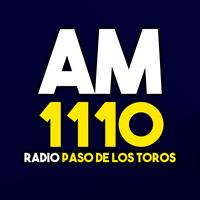 Logo AM 1110 - Radio Paso de los Toros