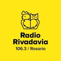 Logo Radio Rivadavia Rosario