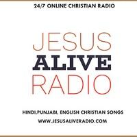 Logo Jesus Alive Radio