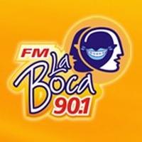 Logo FM LA BOCA