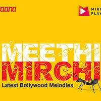 Logo MEETHI MIRCHI
