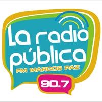 Logo Radio Publica de Marcos Paz