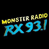Logo Monster RX93.1 Podcast