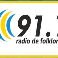 Logo Radio de Folklore 91.1