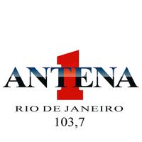 Logo Antena 1 RJ