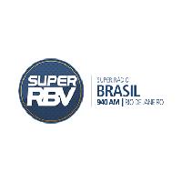Logo Super Rádio Brasil Rio de Janeiro