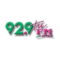 Logo Tu Fm 92.9
