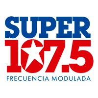 Logo Super 107.5