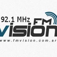 Logo FM Visión 92.10