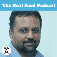 Logo The Real Food Podcast