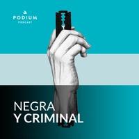 Logo Negra y criminal