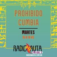 Logo Prohibido Cumbia