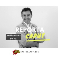 Logo Reporta Caput