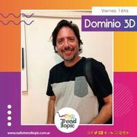 Logo Dominio 3D