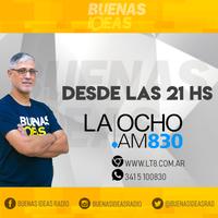 Logo Buenas Ideas Radio