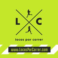 Logo Locos por Correr