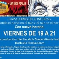 Logo Cazadores de Zonceras-Radio