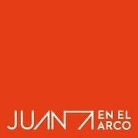 Logo Juana en el arco