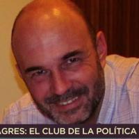 Logo VIEJOS VINAGRES: el club de la política