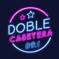 Logo Doble Casetera