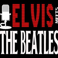 Logo Elvis meets The Beatles