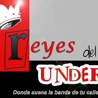 Logo REYES DE UNDER