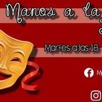 Logo Manos a la Obra Teatral
