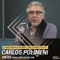 Logo La Tarde con Carlos Polimeni