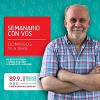 Logo Semanario Con Vos