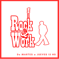 Logo Rock & work