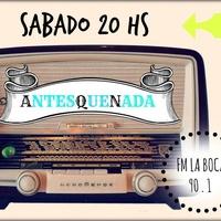 Logo ANTES QUE NADA