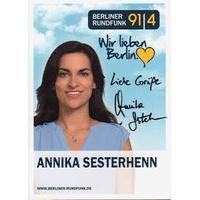 Logo  ANNIKA SESTERHENN
