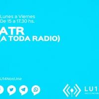 Logo ATR (A Toda Radio)
