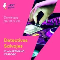 Logo Detectives Salvajes